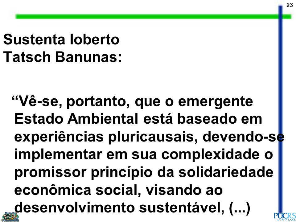 Sustenta Ioberto Tatsch Banunas: