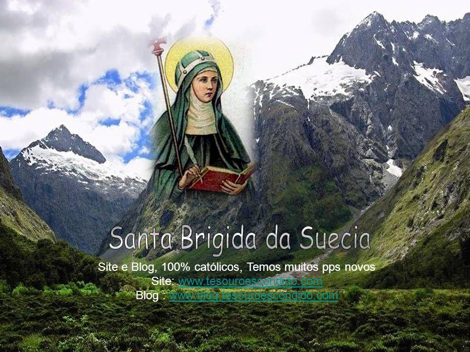 Santa Brigida da Suecia