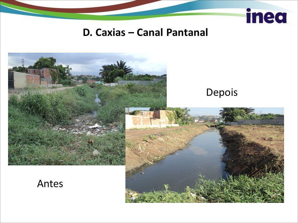 D. Caxias – Canal Pantanal