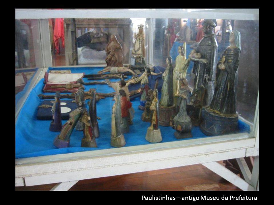 Paulistinhas – antigo Museu da Prefeitura