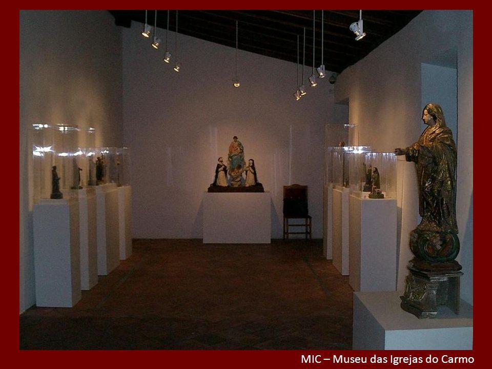 MIC – Museu das Igrejas do Carmo
