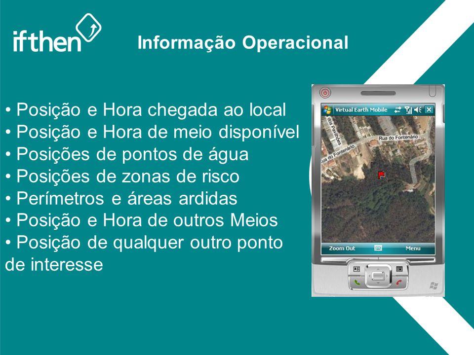 Informação Operacional