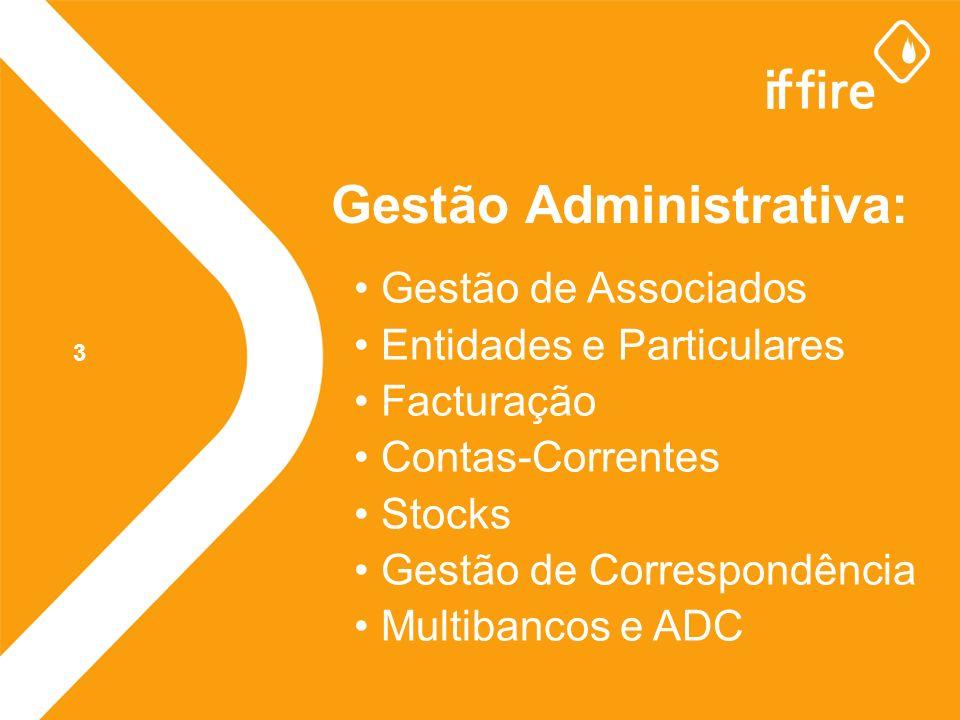 Gestão Administrativa: