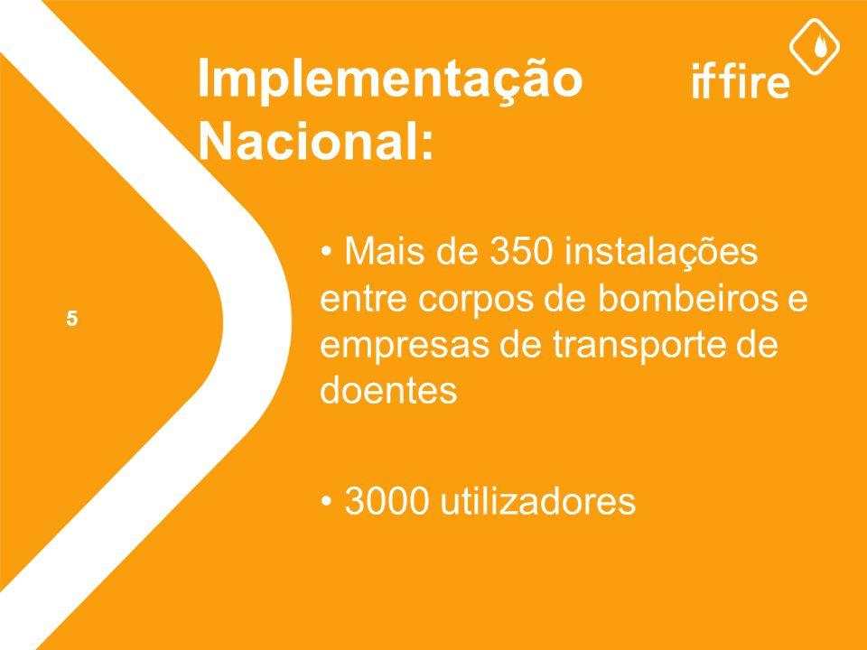 Implementação Nacional: