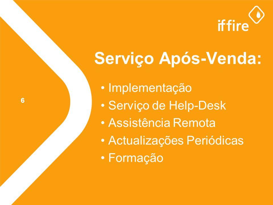 Serviço Após-Venda: Implementação Serviço de Help-Desk