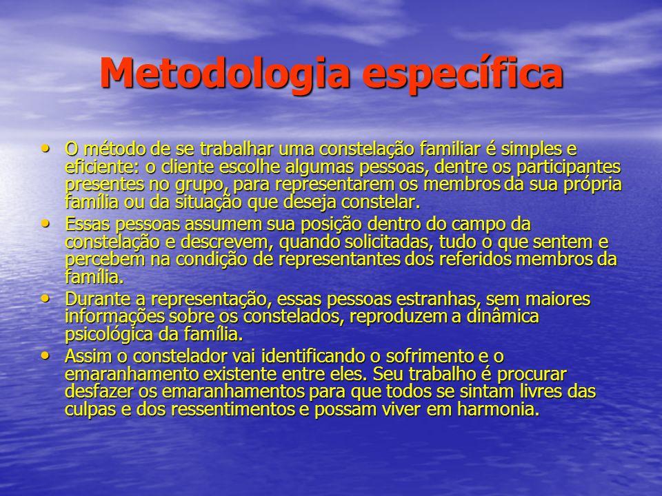 Metodologia específica