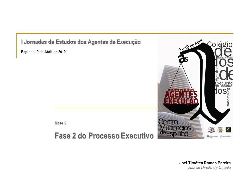 Fase 2 do Processo Executivo