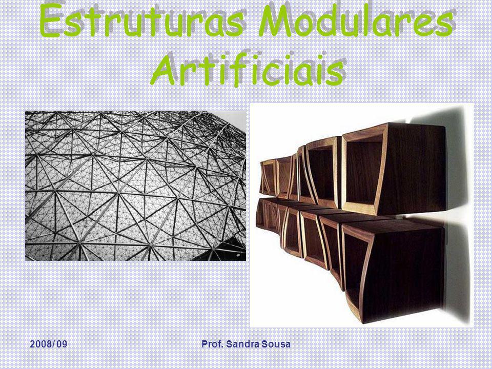 Estruturas Modulares Artificiais