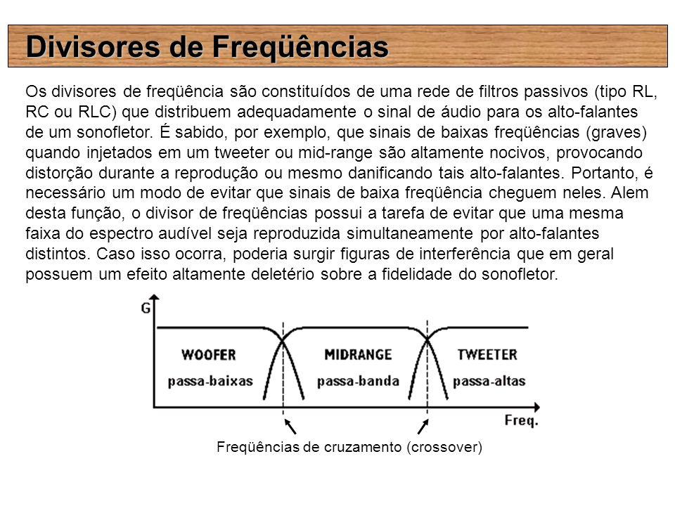 Freqüências de cruzamento (crossover)