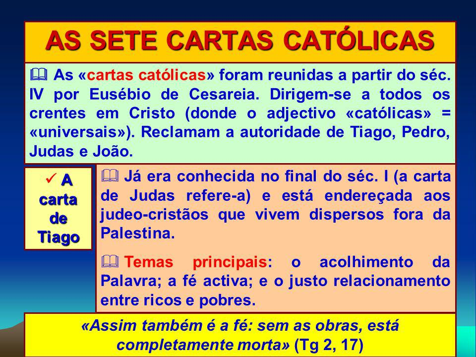 AS SETE CARTAS CATÓLICAS