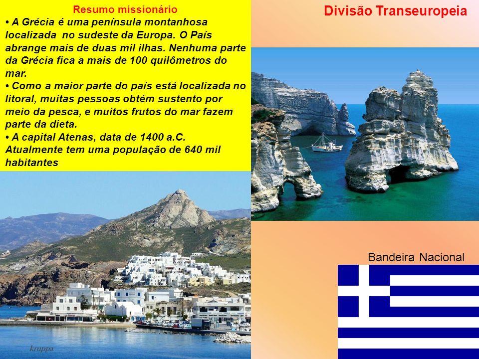 Divisão Transeuropeia