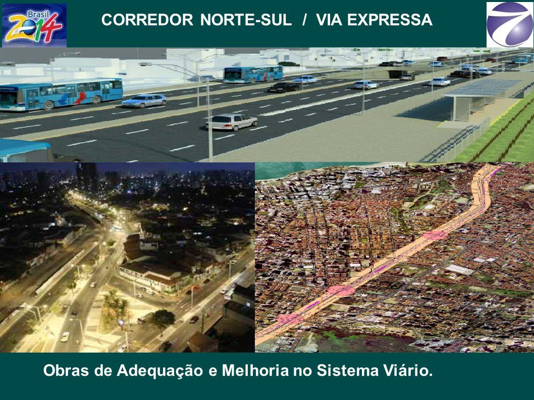 CORREDOR NORTE-SUL / VIA EXPRESSA