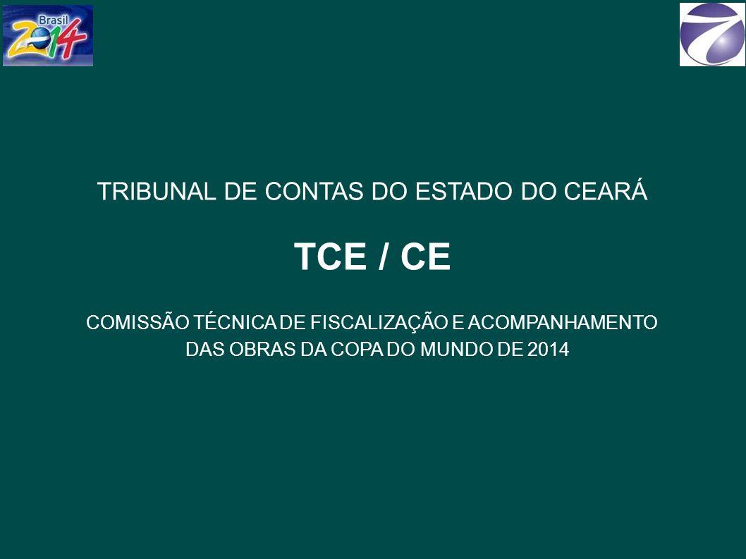 TCE / CE TRIBUNAL DE CONTAS DO ESTADO DO CEARÁ