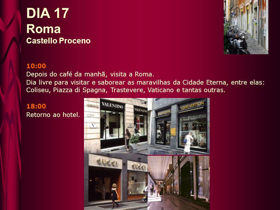 DIA 17 Roma Castello Proceno