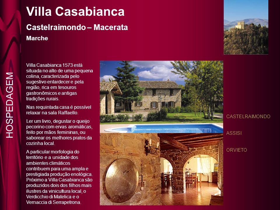 Villa Casabianca HOSPEDAGEM Castelraimondo – Macerata Marche