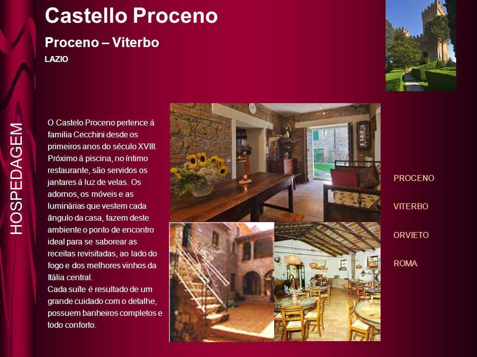 Castello Proceno HOSPEDAGEM Proceno – Viterbo LAZIO