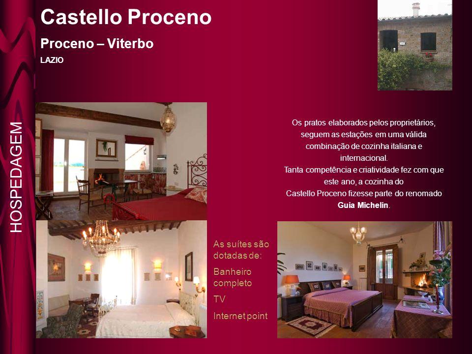 Castello Proceno HOSPEDAGEM Proceno – Viterbo