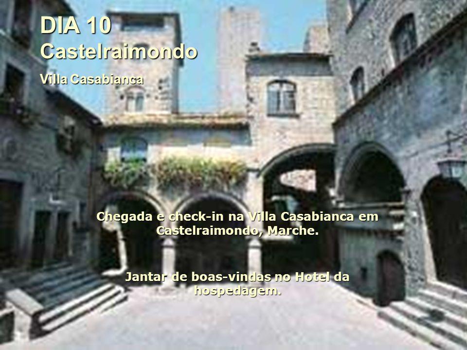 DIA 10 Castelraimondo Villa Casabianca