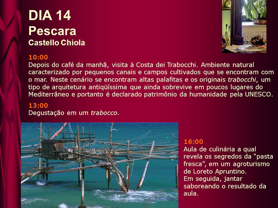 DIA 14 Pescara Castello Chiola