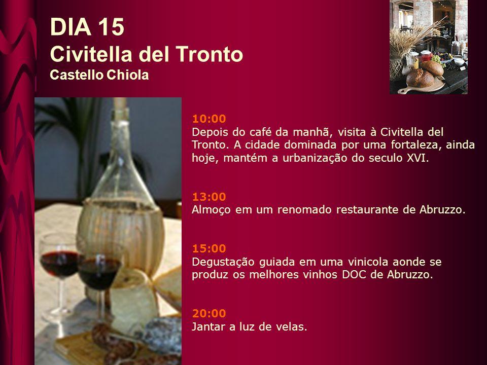 DIA 15 Civitella del Tronto Castello Chiola