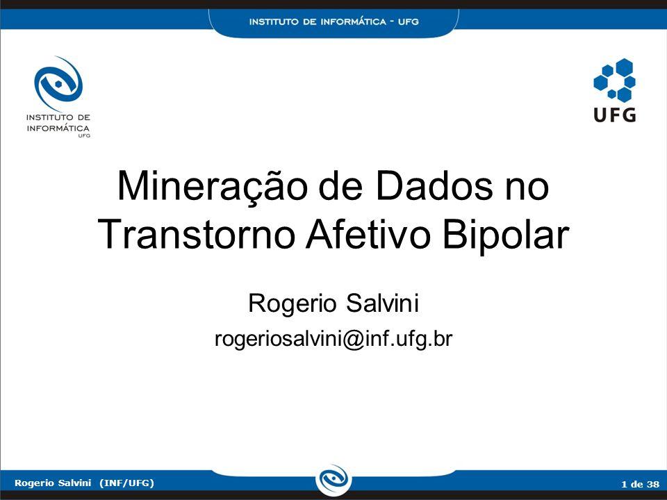 Mineração de Dados no Transtorno Afetivo Bipolar