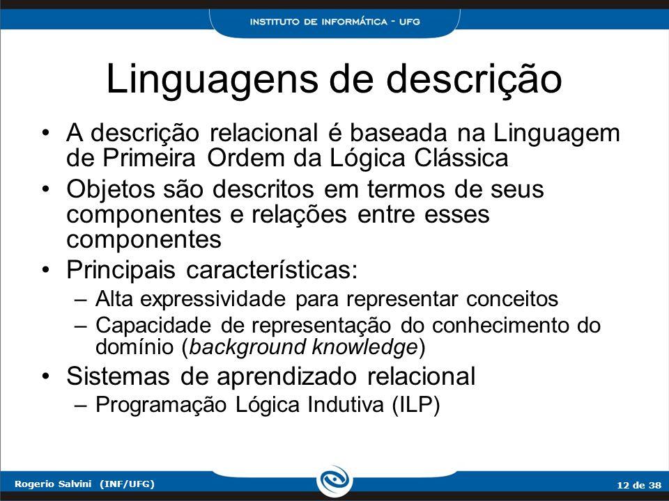 Linguagens de descrição