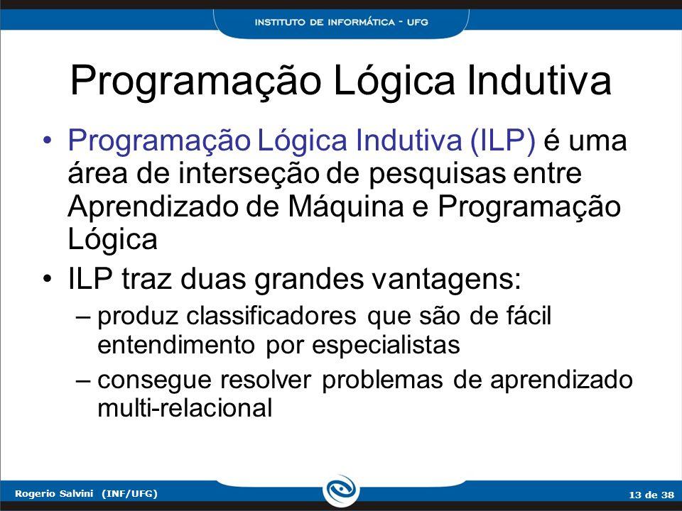 Programação Lógica Indutiva