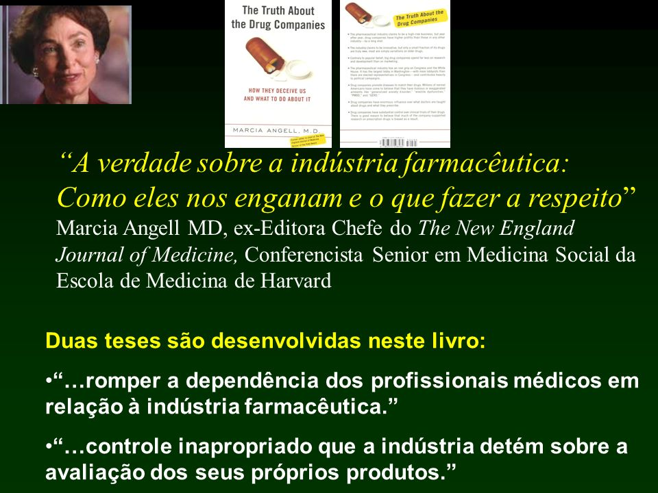 A verdade sobre a indústria farmacêutica: Como eles nos enganam e o que fazer a respeito