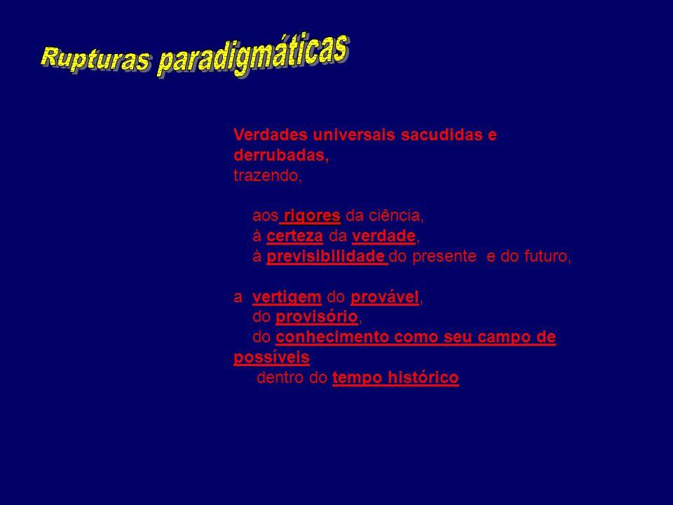 Rupturas paradigmáticas