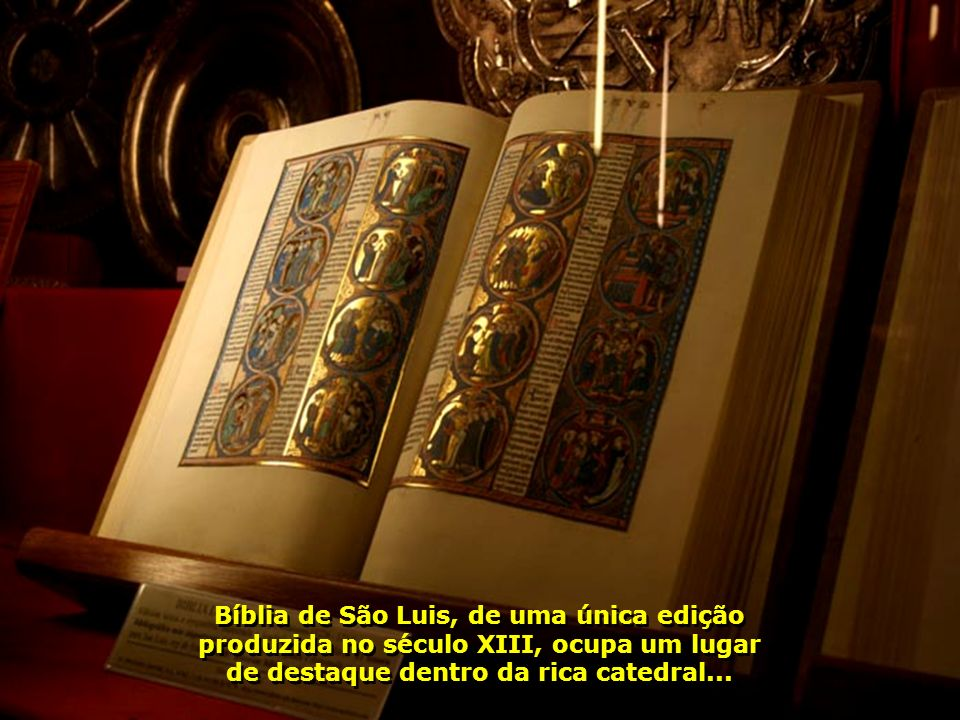 IMG_0945 - ESPANHA - TOLEDO - CATEDRAL - BÍBLIA DE SAN LUIGI-700