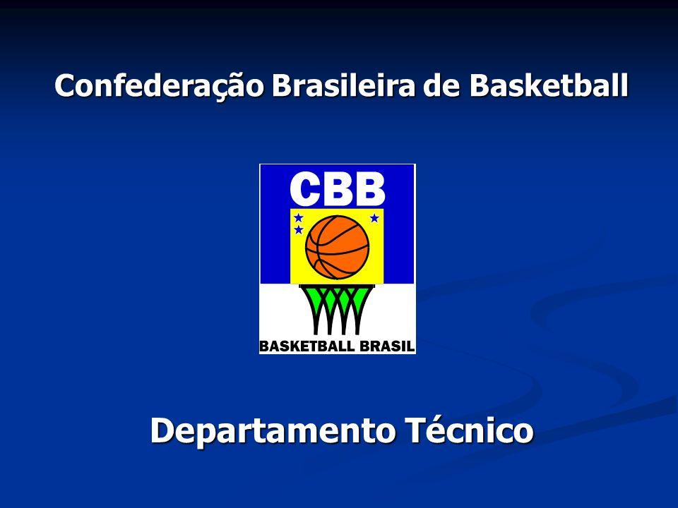 Confederação Brasileira de Basketball