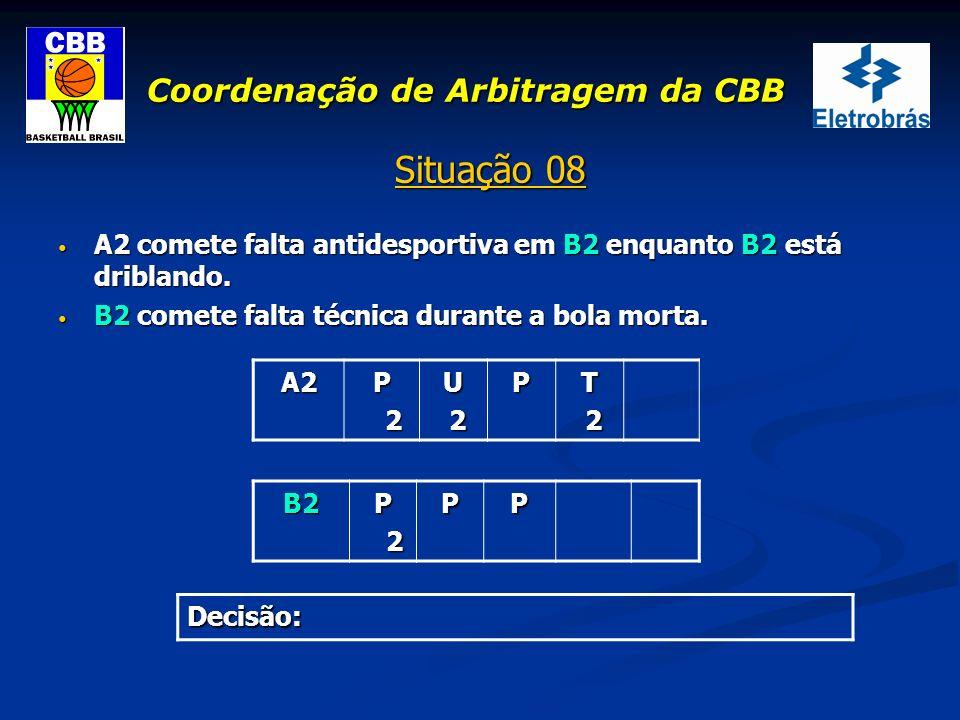 Coordenação de Arbitragem da CBB