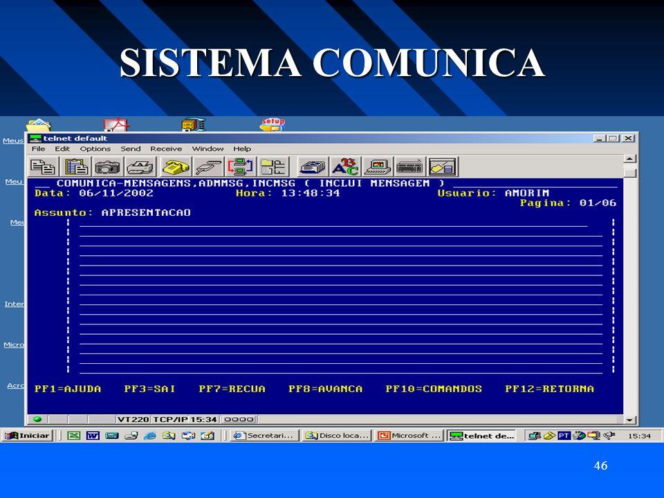 SISTEMA COMUNICA