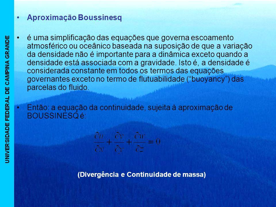 Aproximação Boussinesq