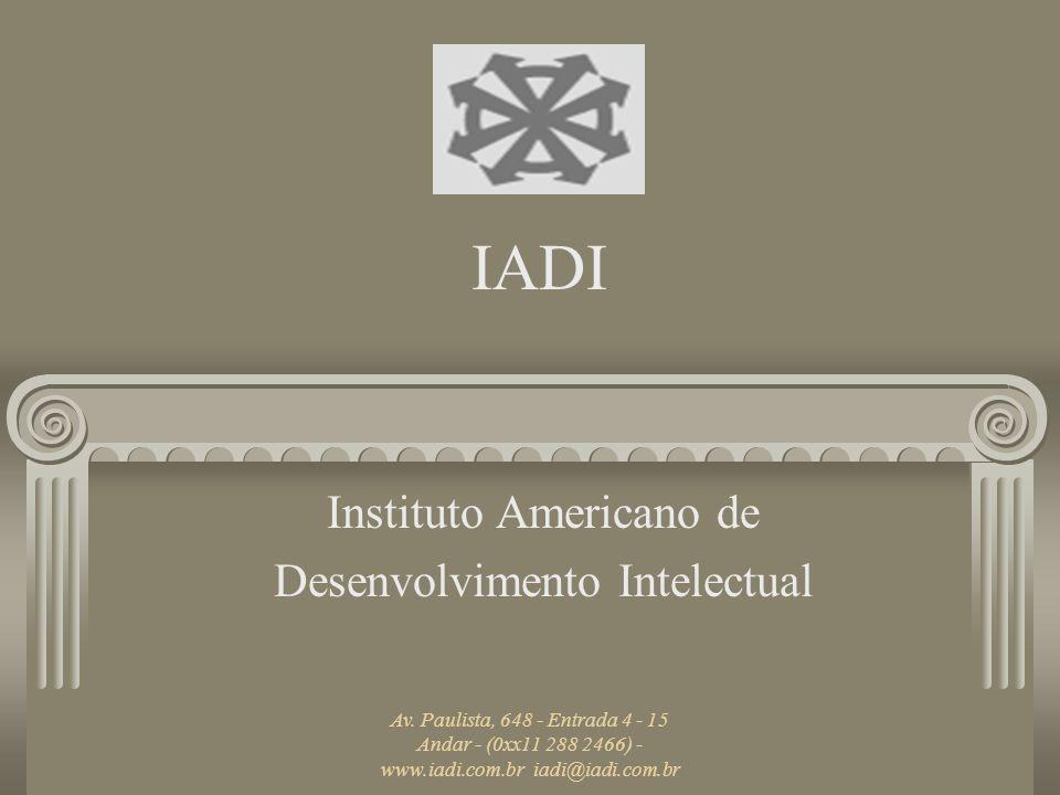 Instituto Americano de Desenvolvimento Intelectual