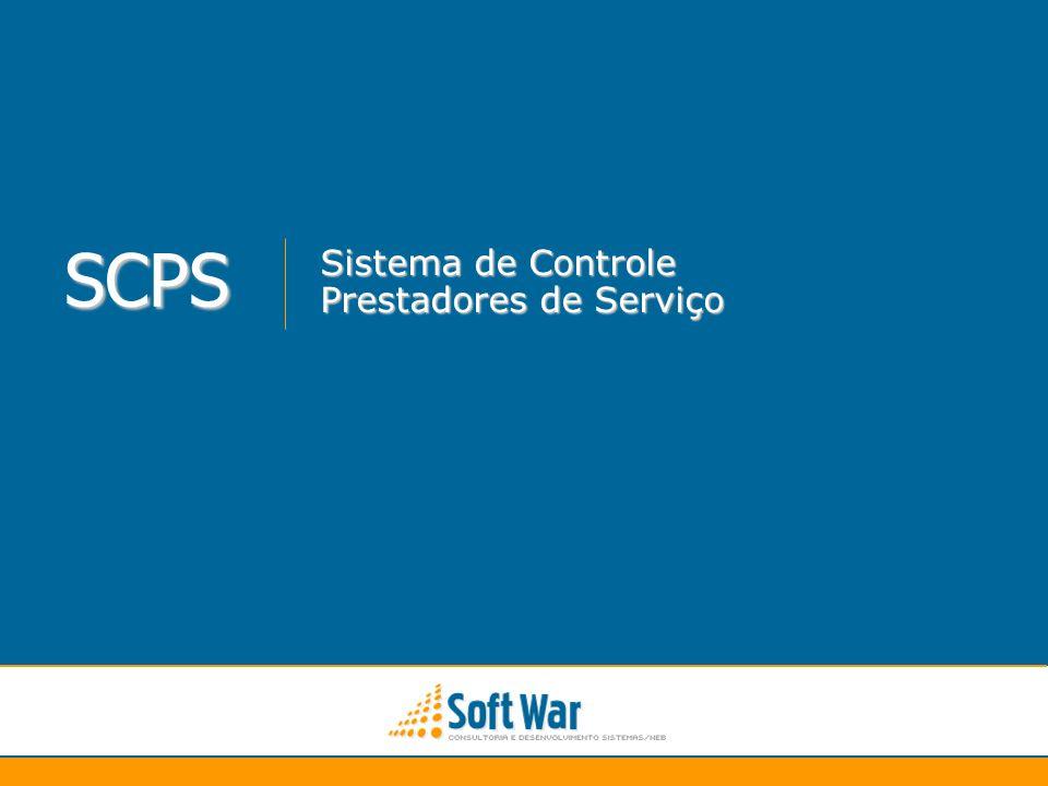 SCPS Sistema de Controle Prestadores de Serviço