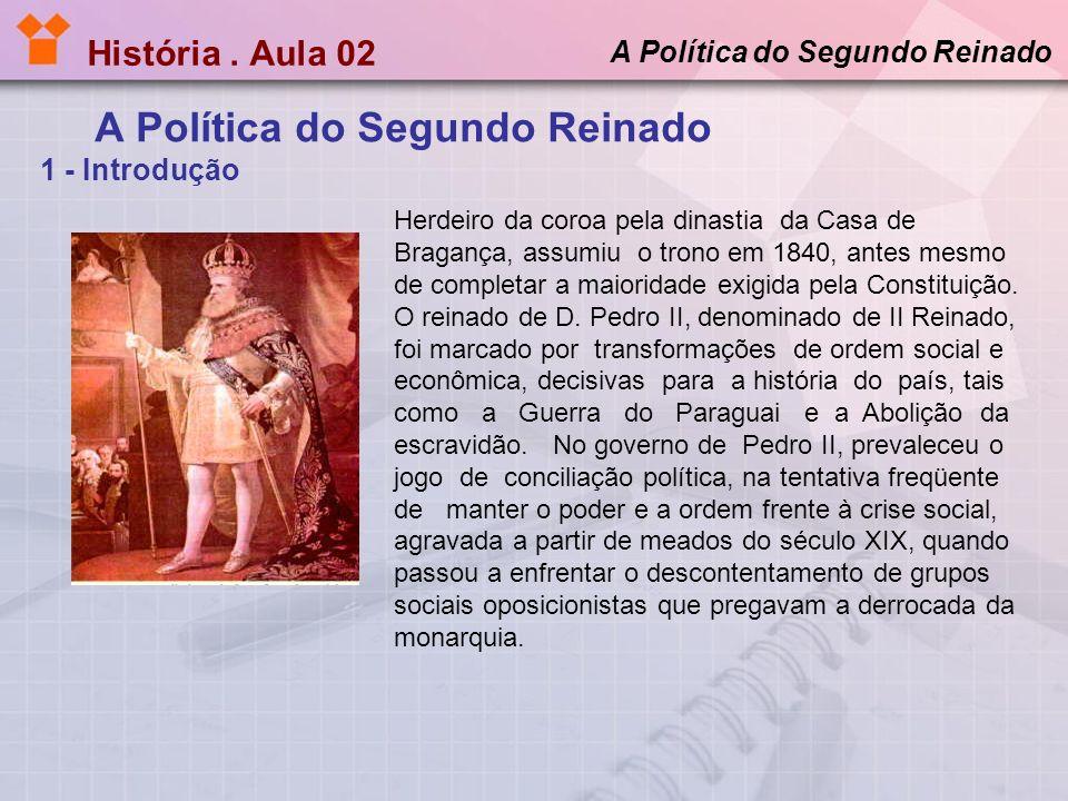 A Política do Segundo Reinado 1 - Introdução