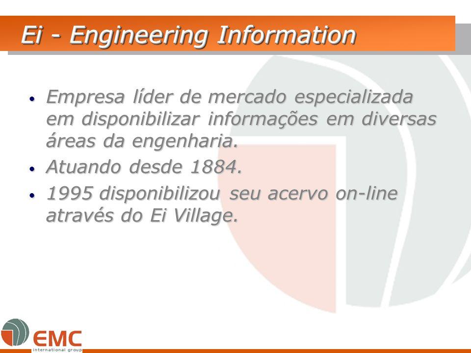 Ei - Engineering Information