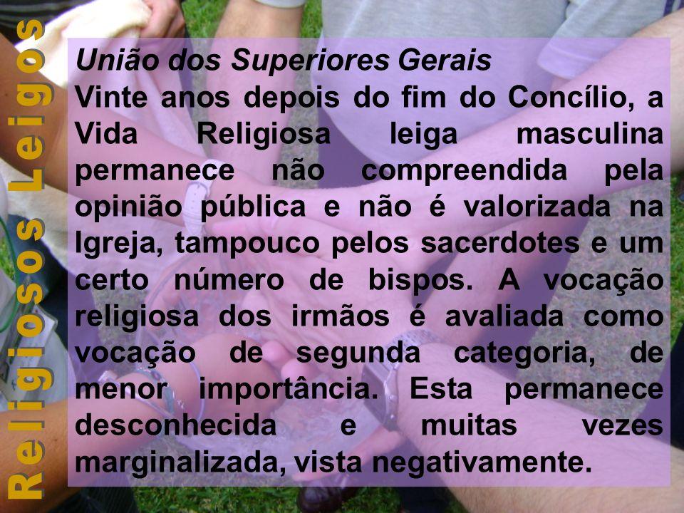 União dos Superiores Gerais