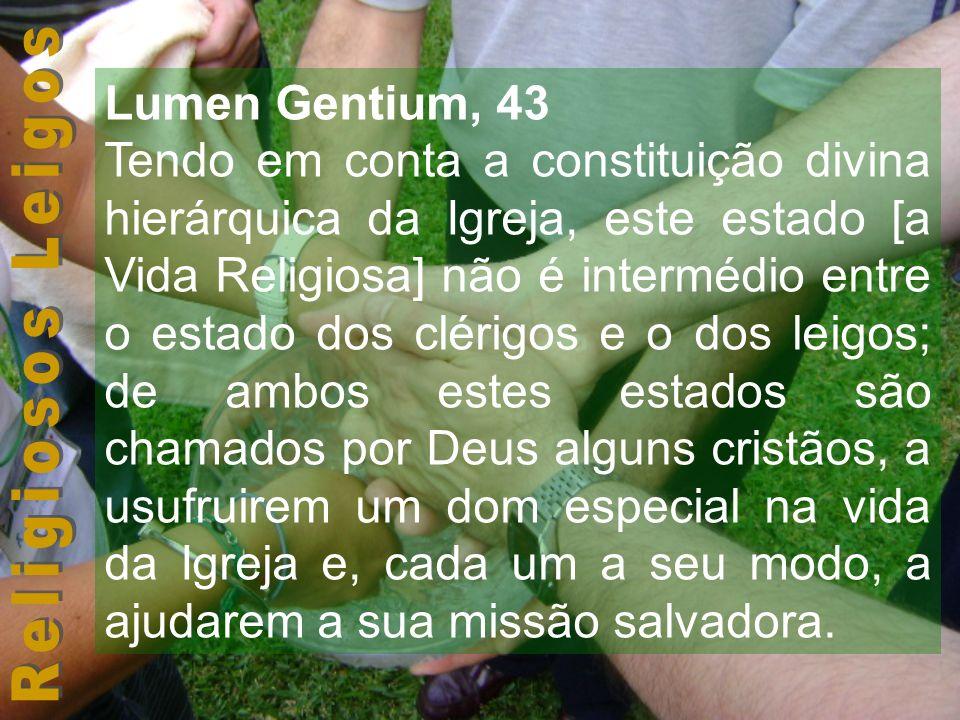 Lumen Gentium, 43