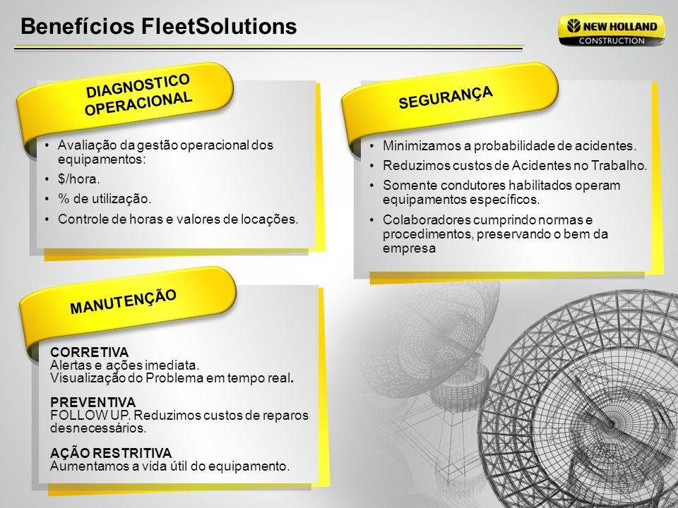 Benefícios FleetSolutions