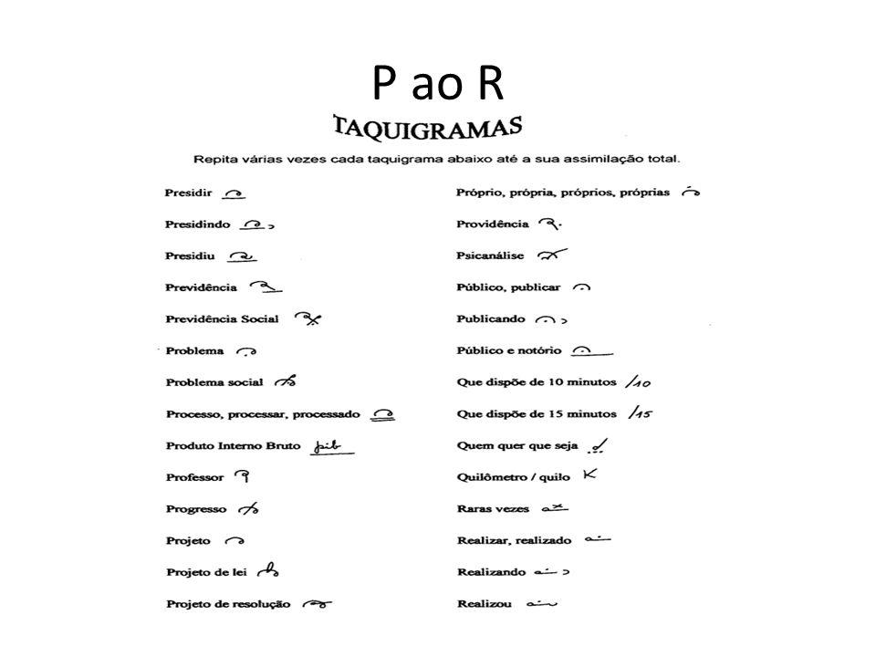 P ao R