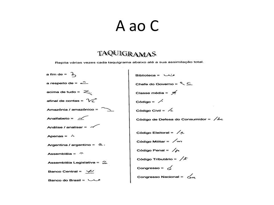 A ao C
