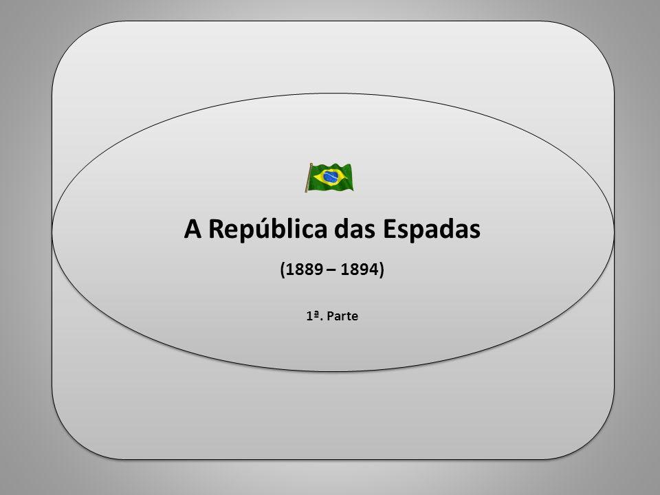 Professor Ulisses Mauro Lima A República das Espadas