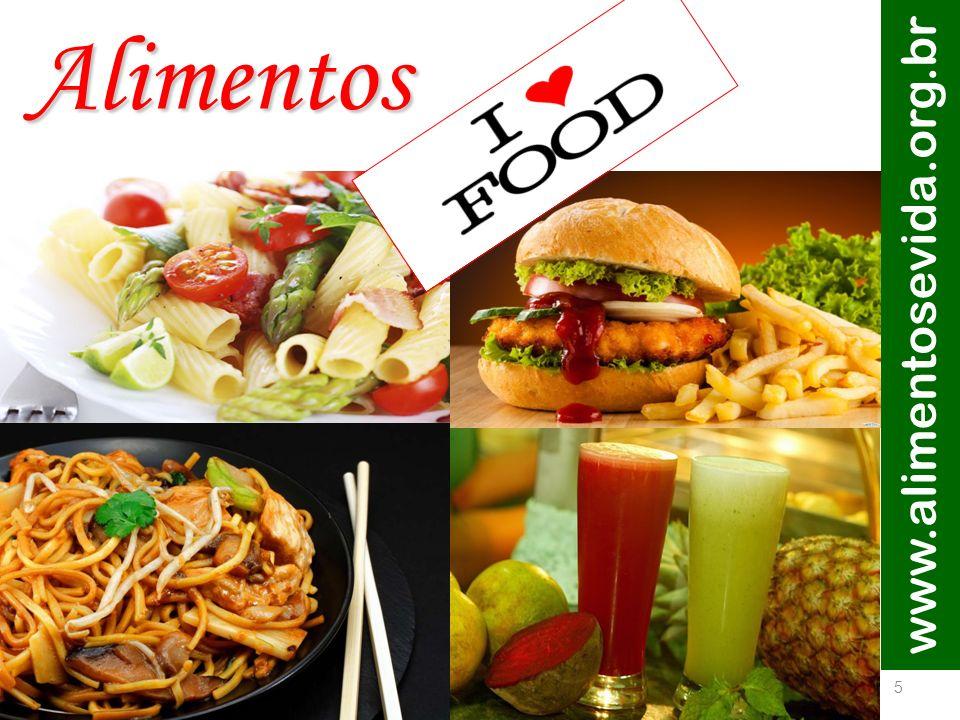 Alimentos www.alimentosevida.org.br