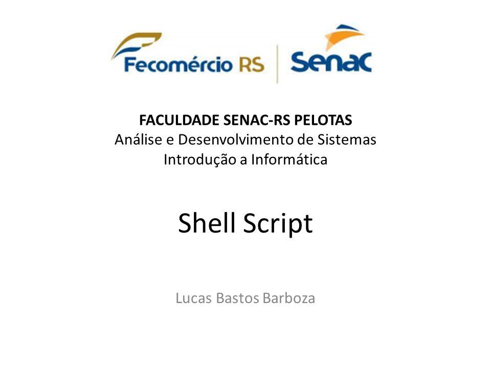 Shell Script Lucas Bastos Barboza