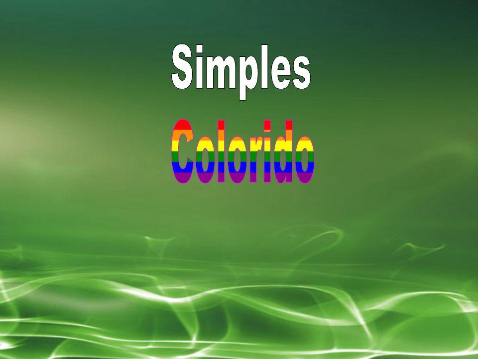 Simples Colorido Animado