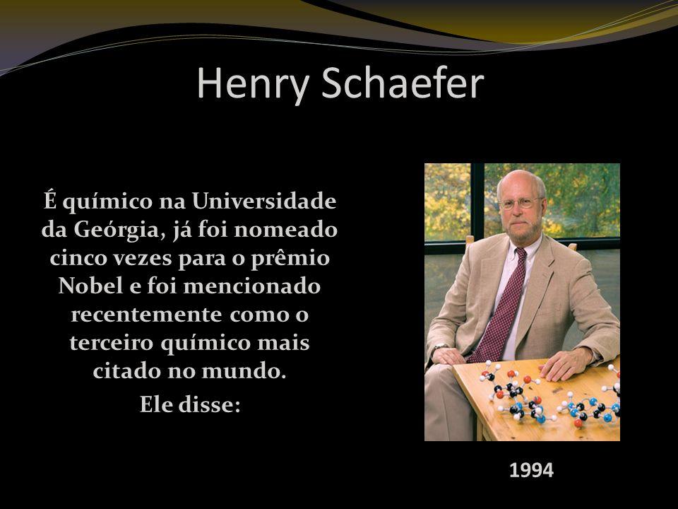 Henry Schaefer