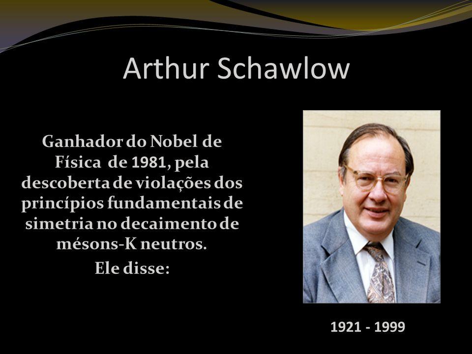 Arthur Schawlow