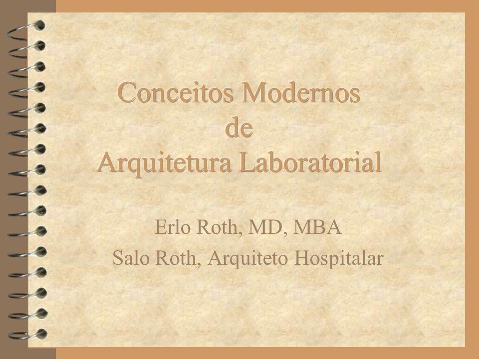 Conceitos Modernos de Arquitetura Laboratorial
